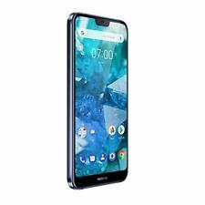 Nokia 7.1 - 32GB Gloss Midnight Azul 3GB RAM (Desbloqueado) Teléfono Inteligente
