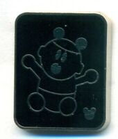 WDW - Hidden Mickey Pin Series III - Baby With Mouse Ears!