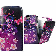 Patterned Leather Wallet Cases for iPhone 6s