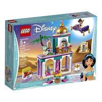 LEGO Disney Princess Aladdin and Jasmine's Palace Adventures 41161