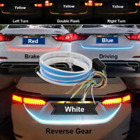 "47"" Car Trunk LED Strip Light Tailgate Turn Signal Reverse Brake Indicator Light"