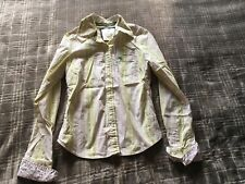 Abercrombie and Fitch women's shirt size S USA (L on tags)
