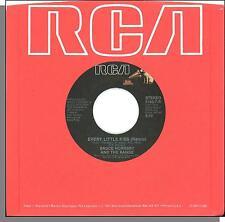 "Bruce Hornsby and the Range - Every Little Kiss + Mandolin Rain - 7"" Single!"