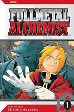 Fullmetal Alchemist, Vol. 1 by Hiromu Arakawa 9781591169208 | Brand New