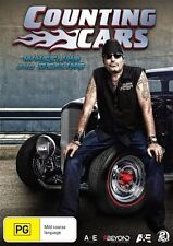 Counting Cars: Wheeling and Dealing NEW R4 DVD