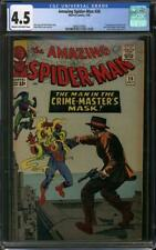 Amazing Spider-Man #26 CGC 4.5 (C-OW) 1st appearance of Patch and Crime_Master