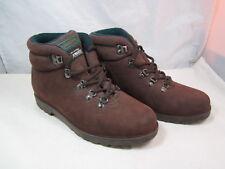 "Women's Crossroads Waterproof Boots Thermolite Thin Insulation Sz 9M 1"" Heel"