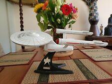 25th Anniversary Franklin Mint Star Trek USS Enterprise NCC-1701 Die Cast
