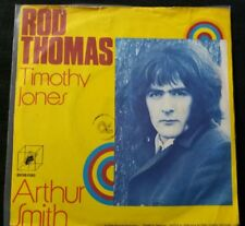 "7"" :  ROD THOMAS  : TIMOTHY JONES / ARTHUR SMITH  (GER '72/BEAT/Cube Rec/Single)"