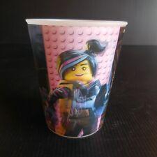 Verre gobelet BATMAN DC COMICS LEGO WARNER BROS 2014 MCDONALD'S USA N4975