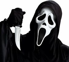 Scream - Ghost Face Mask and Knife Set