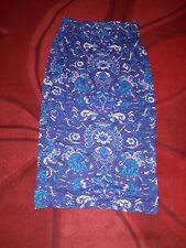 Atmosphere Bodycon Size 8 Floral Print Skirt