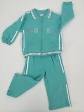 Girls Blue Tracksuit 'Girls Club' Tracksuit Size 18 months*Sale* was $19.99