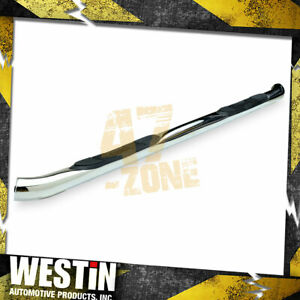 For 2008-2017 Buick Enclave E-Series 3 in. Round Step Bar Cab Length