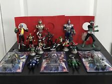 Masked Rider Kamen Rider Keychain, Bottle Caps, Small Mini Figure Lot Ryuki etc.