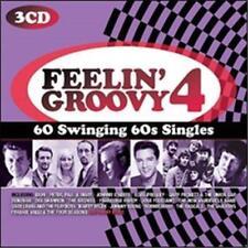 Feelin Groovy, Vol. 4 by Various Artists (CD, Jul-2017)