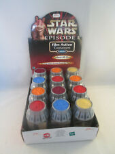 Star Wars Episode I - Film Action Containers Candy FULL RETAIL DISPLAY NEW