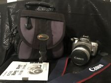 Canon EOS REBEL T2 / 300X 35MM SLR FILM with Lens!