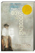 Boy on the Wooden Box (pb) Leon Leyson -Schindler's List -New w/rm*
