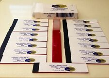 Red Extremely Thin Articulating Film 13 Microns Double Sided Usa Accufilm Type