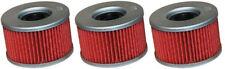 Honda Pioneer 700 & MUV700 Big Red Utility Vehicle HF111 Oil Filter (3) Pack