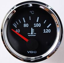 "VDO CHROME "" International "" kühlwassertermometer"
