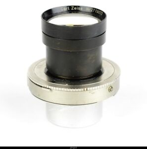 Lens Zeiss Sonnar 4/135mm  No2719077 for TLR  Rolleiflex Tele