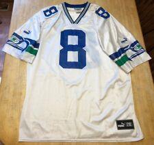 RARE Mens Vintage Seattle Seahawks Matt Hasselbeck PUMA Jersey 2XL