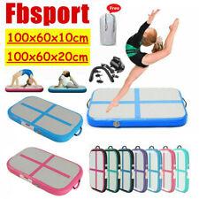 Inflatable Air Mat Track Floor Sport上、 Gymnastics Tumbling Mat GYM Pump