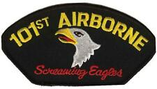 Airborne 101st Screaming Eagles 101st Airborne Patch Iron On Patch USA SHIPPER