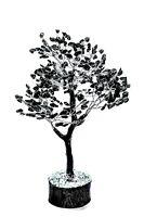 Large Black Tourmaline Gemstone Healing Reiki Crystal Tree FengShui USASeller