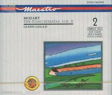 Mozart: Sonate Per Pianoforte (Piano Sonatas) Volume 2 / Glenn Gould - CD