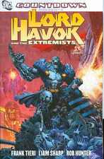 Countdown: Lord Havok & the Extremists by Frank Teiri & Liam Sharp 2008 TPB  DC