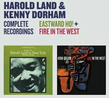 Harold Land, Harold - Complete Recordings Eastward Ho / Fire in the West [New CD