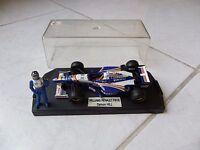 Williams Renault FW18 Damon Hill #5 1996 Onyx 1/43 F1 Formule 1 avec figurine