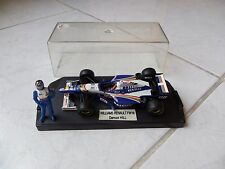 Williams Renault FW18 Damon Hill #5 1996 Onyx 1/43 F1 Formule 1 avec figurine