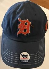 Mlb Detroit Tigers Hat *NEW*FREE SHIPPING*
