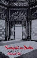 Twilight in Delhi (New Directions Paperbook), Ali, Ahmed, Acceptable Book