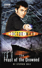 Doctor Who: The Feast of the Drowned, Cole, Steve   Paperback Book  