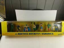 DC Direct Justice Society Of America Series 2 Set