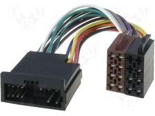 Cable adaptador conector radio oem a iso KIA