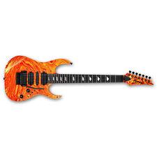 Ibanez JEM UV77WFR Warfare 25th Anniversary Steve Vai Limited 7-String Guitar