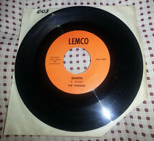 THE TORQUES BUMPIN 45 MERCY MERCY LEMCO RARE NORTHERN SOUL FUNK NOS UNPLAYED