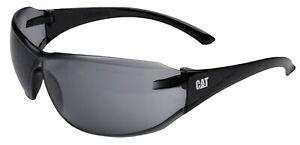 Caterpillar Shield Smoke dark Lens Sunglasses Work Safety Spectacles Cat Glasses
