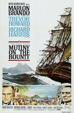 Mutiny On The Bounty Movie Poster 24in x 36in