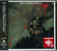 LOUDNESS-DISILLUSION-JAPAN CD C94