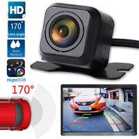 Waterproof 170° CMOS Night Vision Car Parking Camera HD Rear View Reverse Backup
