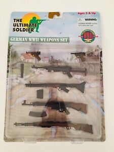 The Ultimate Soldier German WWII Weapons Set New