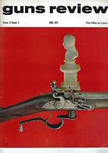 GUNS REVIEW - THREE ISSUES FROM 1970 (4 - 6)