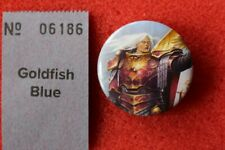 Warhammer 40k  Fulgrim Emperors Children Primarch Pin Badge Games Workshop New